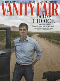 March 31, 2019 issue of Vanity Fair