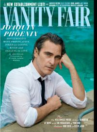 October 31, 2019 issue of Vanity Fair