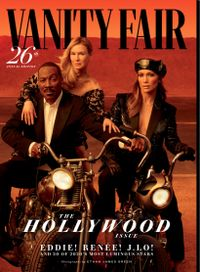 January 21, 2020 issue of Vanity Fair