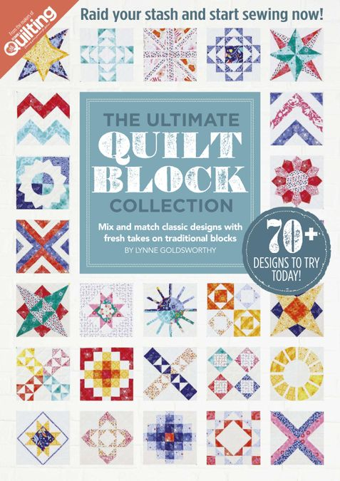 The Ultimate Quilt Block Collection