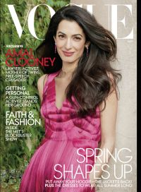 May 01, 2018 issue of Vogue