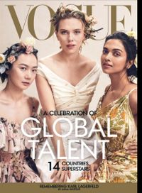 March 31, 2019 issue of Vogue