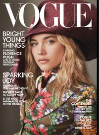 January 31, 2020 issue of Vogue