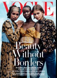 April 01, 2020 issue of Vogue