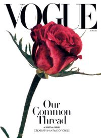 June 01, 2020 issue of Vogue