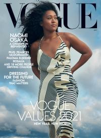 January 01, 2021 issue of Vogue