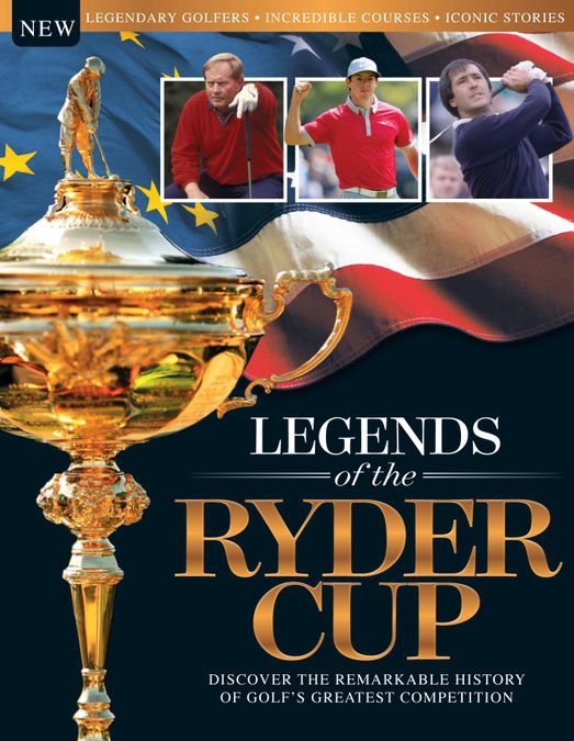 Legends Of The Ryder Cup