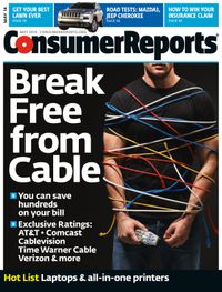 May 01, 2014 issue of Consumer Reports