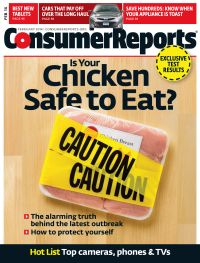 February 01, 2014 issue of Consumer Reports