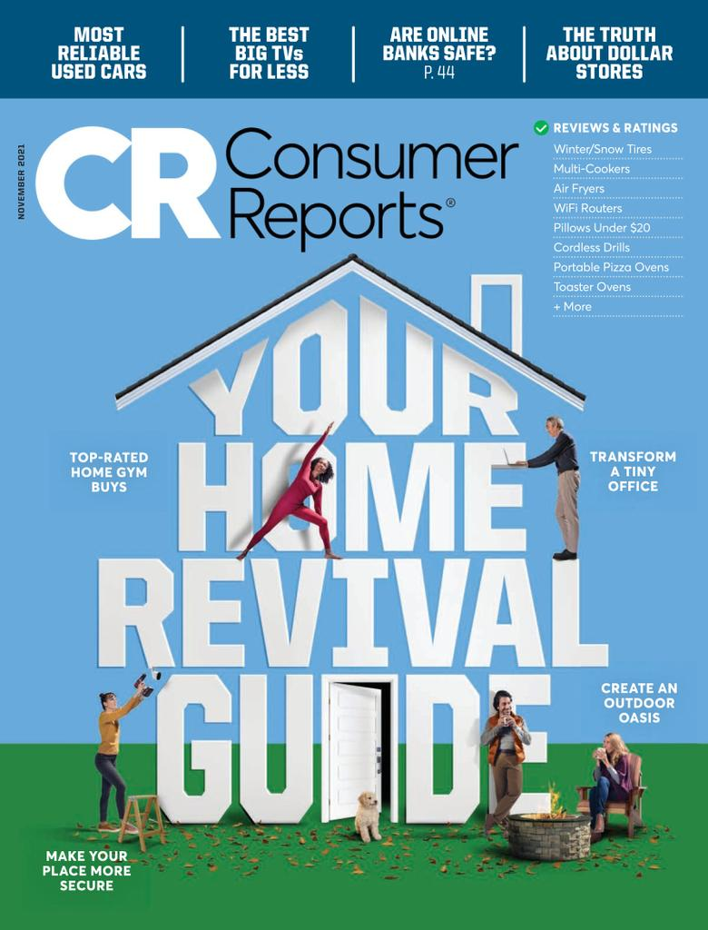 Consumer Reports - Subscription Subscriptions
