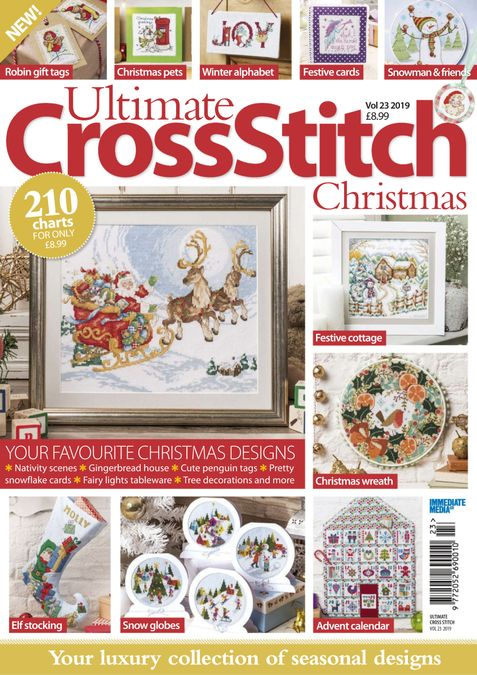 Ultimate Cross Stitch Christmas