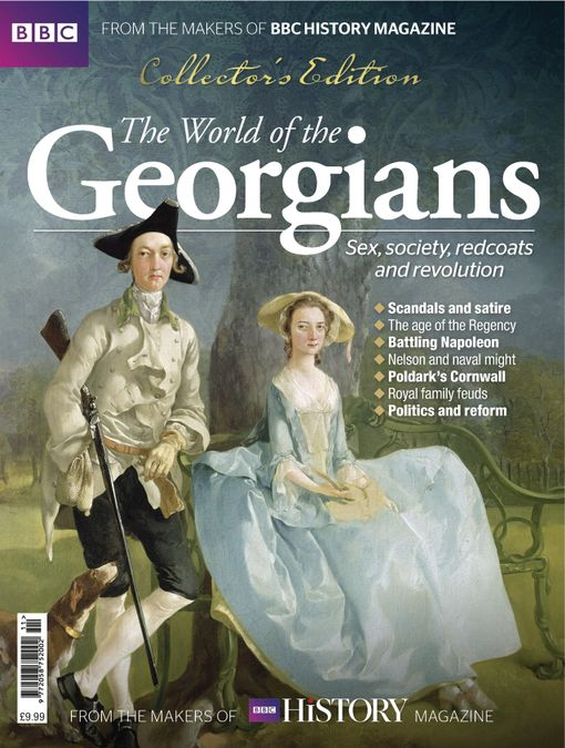 The World of the Georgians