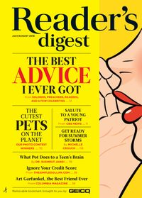 July 01, 2018 issue of Reader's Digest