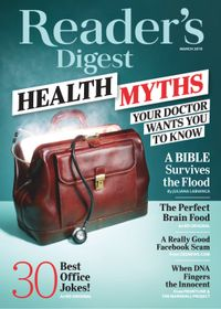 February 28, 2019 issue of Reader's Digest
