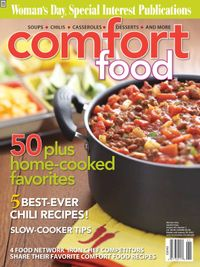 October 01, 2009 issue of Woman's Day - Comfort Food