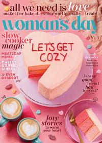 February 01, 2021 issue of Woman's Day