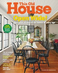 June 30, 2019 issue of This Old House