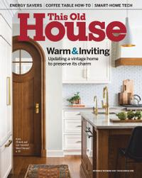 November 01, 2020 issue of This Old House