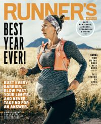January 31, 2019 issue of Runner's World
