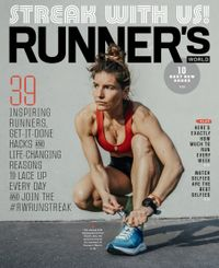 May 31, 2019 issue of Runner's World