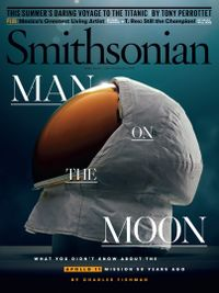 May 31, 2019 issue of Smithsonian Magazine