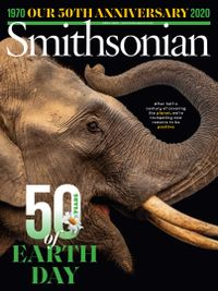 April 01, 2020 issue of Smithsonian Magazine