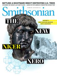 October 01, 2020 issue of Smithsonian Magazine