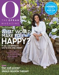 June 30, 2018 issue of O, The Oprah Magazine