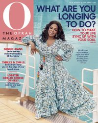 July 31, 2018 issue of O, The Oprah Magazine