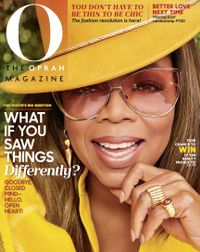 August 31, 2018 issue of O, The Oprah Magazine