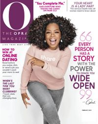 February 01, 2019 issue of O, The Oprah Magazine