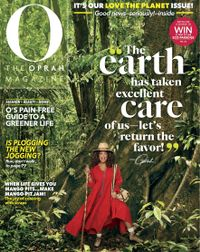 March 31, 2019 issue of O, The Oprah Magazine