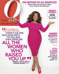 April 30, 2019 issue of O, The Oprah Magazine