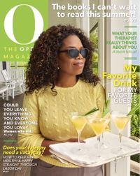 June 30, 2019 issue of O, The Oprah Magazine