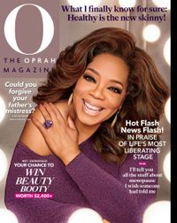 September 30, 2019 issue of O, The Oprah Magazine