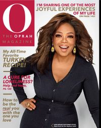 October 31, 2019 issue of O, The Oprah Magazine