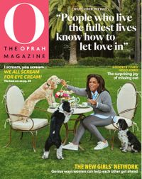 March 31, 2020 issue of O, The Oprah Magazine