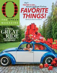 December 01, 2020 issue of O, The Oprah Magazine