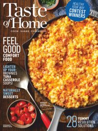 January 31, 2019 issue of Taste of Home
