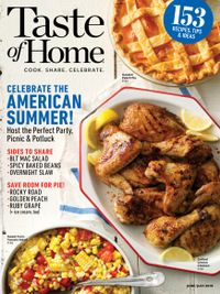 May 31, 2019 issue of Taste of Home