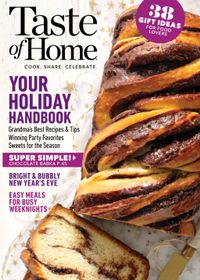 November 30, 2019 issue of Taste of Home
