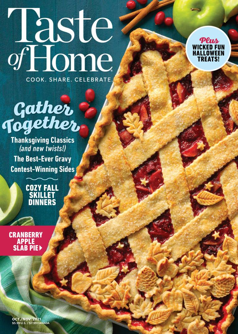 Taste of Home - Subscription Subscriptions