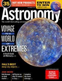 October 31, 2018 issue of Astronomy
