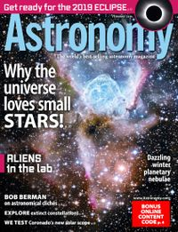 February 01, 2019 issue of Astronomy