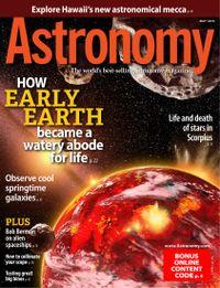 April 30, 2019 issue of Astronomy