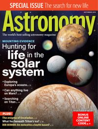 August 31, 2019 issue of Astronomy