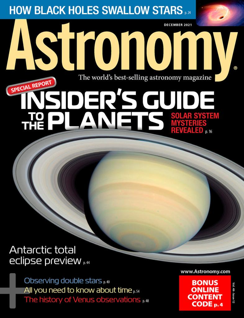 Astronomy - Subscription Subscriptions