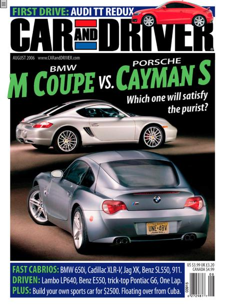Buy Aug 06 Car And Driver