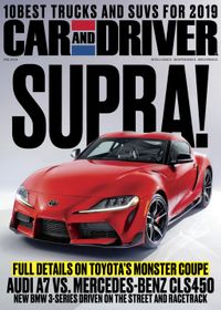 January 31, 2019 issue of Car and Driver