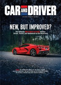 November 30, 2019 issue of Car and Driver